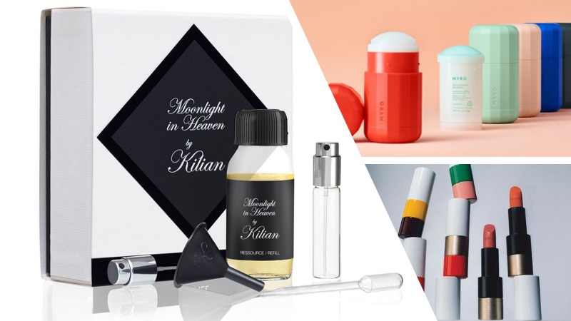 beauty packaging - refillable solutions