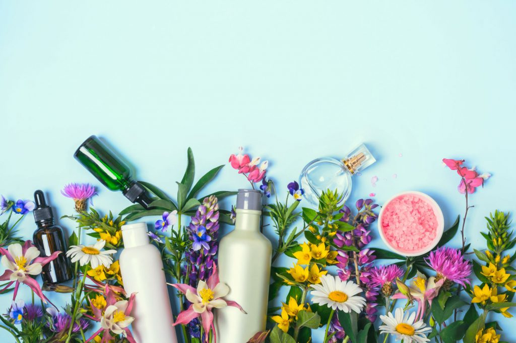 beauty ingredients and formulations