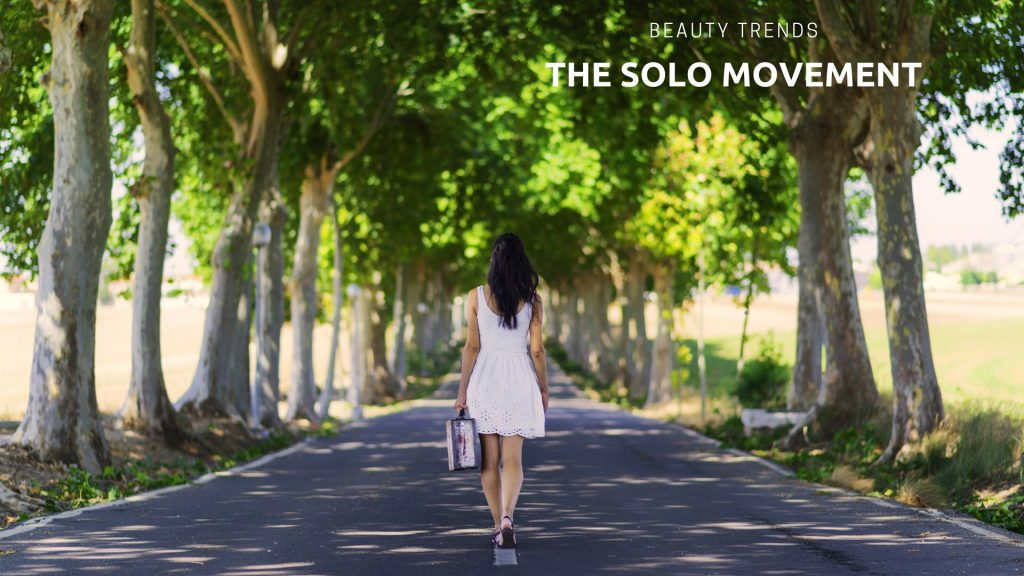 Beauty trends: the Solo Movement